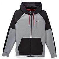[해외]알파인스타 Talon Full Zip Sweatshirt 9137786100 Grey Heather