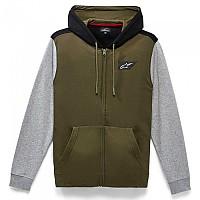 [해외]알파인스타 Spanner Full Zip Sweatshirt 9137786114 Military Green