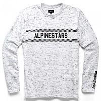 [해외]알파인스타 FrosPremium Long Sleeve T-Shirt 9137786117 White