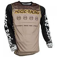 [해외]MOOSE SOFT-GOODS M1 F21 Long Sleeve Jersey 9138175233 Yellow / Black