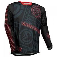 [해외]MOOSE SOFT-GOODS Sahara F21 Long Sleeve Jersey 9138175281 Black / Red