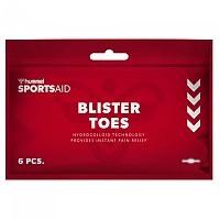[해외]험멜 Blister Toes 6 Units 4138056058 White