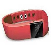 [해외]APPROX Billow XSB73 Activity Bracelet 4138127806 Red
