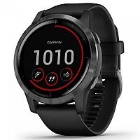 [해외]가민 Vivoactive 4 Watch Refurbished 4138336408 Black