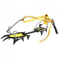 [해외]그리벨 Air Tech Cramp-O-Matic EVO CE Crampons 4138246577 Yellow