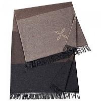 [해외]몬츄라 Merino Wool Blanket 4138302737 Tortora / Charcoal