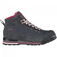 [해외]CMP Heka Hiking WP Hiking Boots 4138309261 Titanio / Begonia