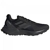 [해외]아디다스 테렉스 Soulstride Trail Running Shoes 4138103748 Core Black / Carbon / Grey Six