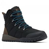 [해외]컬럼비아 Fairbanks Omni Heat Refurbished Snow Boots 4138184237 Black / Cordovan