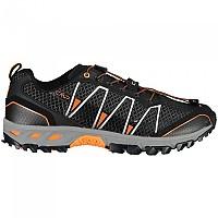 [해외]CMP Altak WP Hiking Shoes 4138353406 Black / Flash Orange