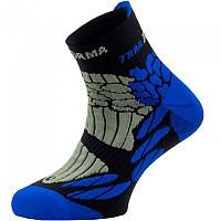 [해외]ENFORMA SOCKS Sahara Socks 4138133881 Blue / Black