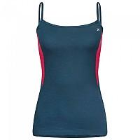 [해외]몬츄라 Merino MCSX02W Sleeveless T-Shirt 4138301467 Ash Blue / Pink Sugar