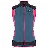 [해외]몬츄라 Premium Wind Vest 4138301590 Ash Blue / Pink Sugar