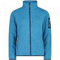 [해외]CMP Jacket Fleece 4138309313 Azzurro / Lake