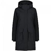 [해외]CMP Zip Hood Coat 4138315737 Black