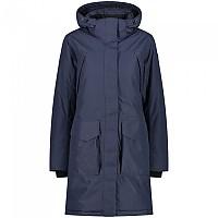 [해외]CMP Zip Hood Coat 4138315738 Black Blue