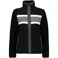 [해외]CMP Fleece Jacket 4138350155 Black