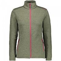 [해외]CMP Fleece Jacket 4138350174 Olive Melange