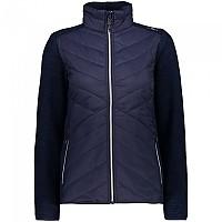 [해외]CMP Hybrid Jacket 4138350182 Black Blue