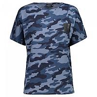 [해외]CMP Short Sleeve T-Shirt 4138350216 Avio / Dark Blue