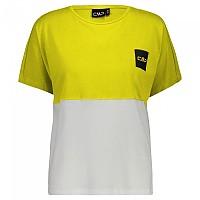 [해외]CMP Short Sleeve T-Shirt 4138350224 Cedar
