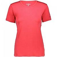 [해외]CMP Short Sleeve T-Shirt 4138350226 Coral