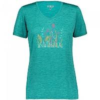 [해외]CMP T-Shirt 4138350312 Ceramic