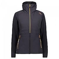 [해외]CMP Fix Hood Jacket 4138352016 Anthracite