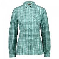 [해외]CMP Long Sleeve Shirt 4138352114 Ceramic / Solarium