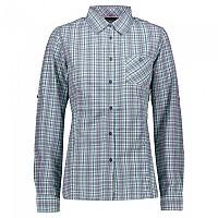 [해외]CMP Long Sleeve Shirt 4138352122 Petrol / Bounganville