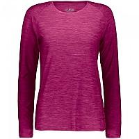 [해외]CMP Long Sleeve T-Shirt 4138352131 Geranium Melange