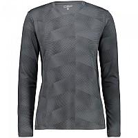 [해외]CMP Long Sleeve T-Shirt 4138352132 Graphite / Anthracite