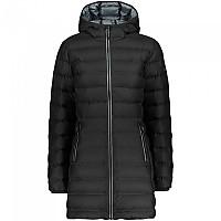 [해외]CMP Parka Fix Hood Jacket 4138352168 Black