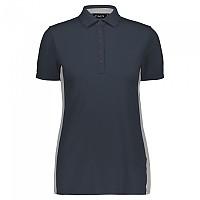 [해외]CMP Short Sleeve Polo 4138352186 Dark Blue