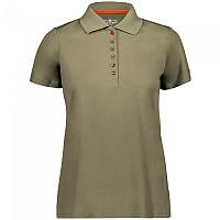 [해외]CMP Short Sleeve Polo 4138352193 Kaki