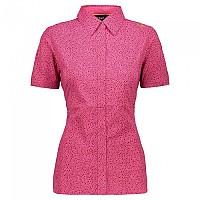 [해외]CMP Short Sleeve Shirt 4138352209 Goji / Bounganville