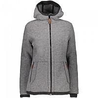 [해외]CMP Sportswear Fix Hoodie Fleece 4138352271 Grey M.