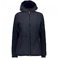 [해외]CMP Sportswear Fix Hoodie Fleece 4138352272 Olive Melange