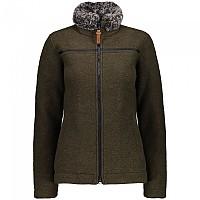 [해외]CMP Sportswear Fleece 4138352289 Olive Melange