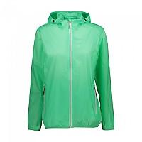 [해외]CMP Rain Fix Hood Jacket Refurbished 4138352626 Menta
