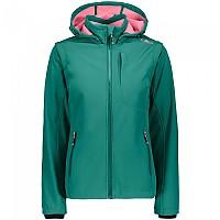 [해외]CMP Snaps With Detachable Sleeves Jacket 4138353522 Lake