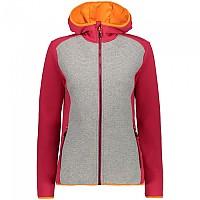 [해외]CMP Sportswear Fix Hoodie Fleece 4138353524 Granita