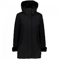 [해외]CMP Sportswear Parka Jacket 4138353527 Black