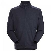 [해외]아크테릭스 Covert LT Full Zip Sweatshirt 4138143180 Kingfisher Heather