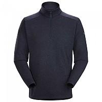 [해외]아크테릭스 Covert LT Half Zip Sweatshirt 4138143184 Kingfisher Heather