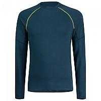 [해외]몬츄라 Merino Concept Short Sleeve T-Shirt 4138301459 Ash Blue / Lime Green