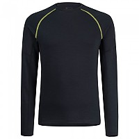 [해외]몬츄라 Merino Concept Short Sleeve T-Shirt 4138301465 Slate / Lime Green