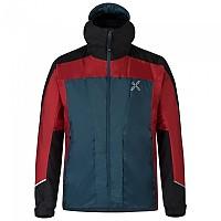 [해외]몬츄라 Trident 2.0 Jacket 4138301773 Ash Blue / Red