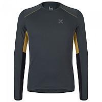 [해외]몬츄라 Under First Long Sleeve T-Shirt 4138301786 Antracite / Gold