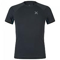 [해외]몬츄라 Under First Short Sleeve T-Shirt 4138301790 Anthracite / Cenere Blue